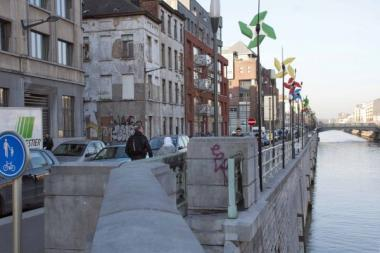 "The Municipality of Molenbeek was chosen to become ""Metropolitan Culture"" in 2014 - ©EAS - ADT"