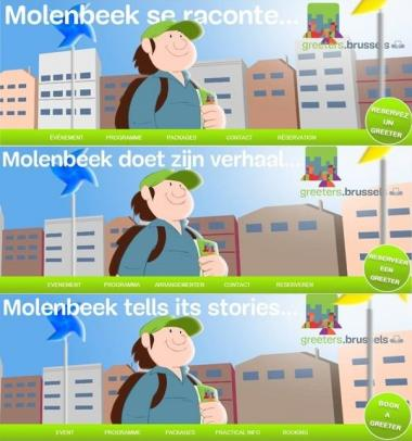Molenbeek Tells its Stories