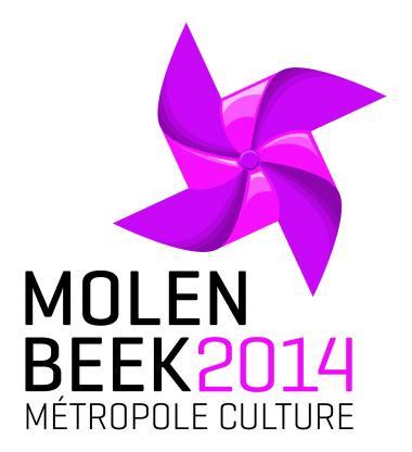 Molenbeek, Cultural Capital 2014: ask for the programme!