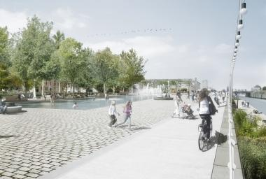 The Canal Area: the next ten years
