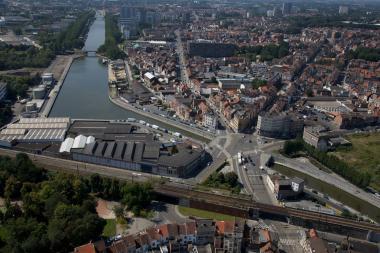 A new future for the Biestebroeck Dock