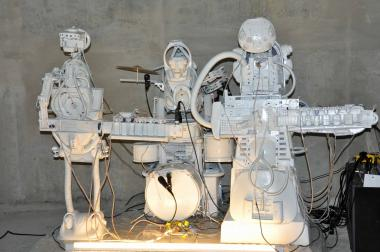 A small mechanical orchestra - ©EAS - ADT