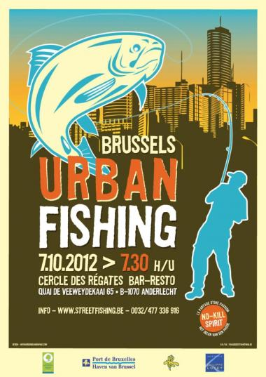 Brussels Urban Fishing 2012
