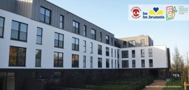 58 logements inaugurés à Haren