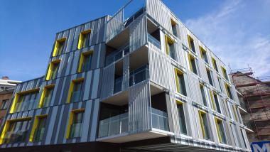 Citydev Piers-Schmitz  - ©R²D² architecture