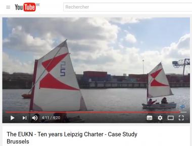 Plan Canal bruxellois: un bon exemple européen (vidéo)