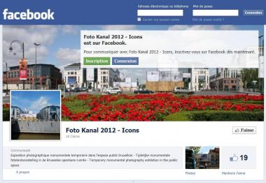 """""""Foto Kanal 2012 - Icons"""" sur Facebook"""
