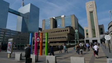 Rénovation de la Gare de Bruxelles-Nord