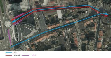Nouvelle dynamique pour la Chaussée de Louvain