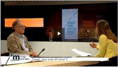 «Canal? Vous avez dit canal?!» sur Télé-Bruxelles