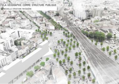 Quartier Midi: le schéma directeur est adopté