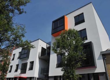Molenbeek: inauguration d'une crèche et de logements