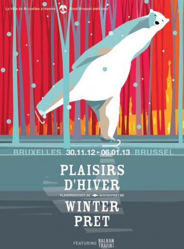 Plaisirs d'Hiver 2012-2013 jusqu'au 6 janvier