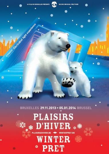 Plaisirs d'Hiver 2013-2014, du 29 novembre au 5 janvier