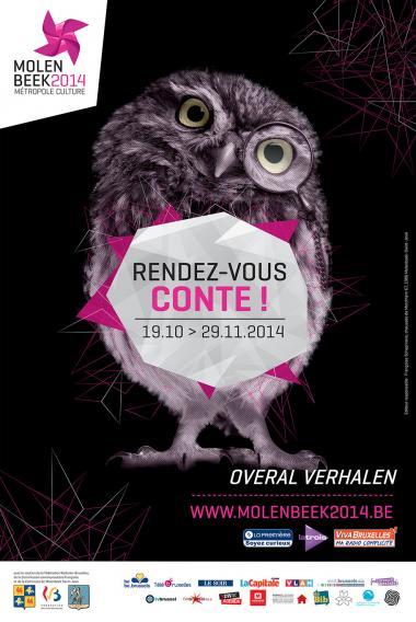 Molenbeek 2014: «Rendez-vous conte!»