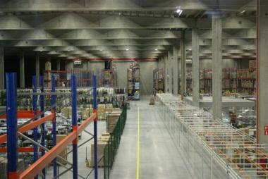 Le nouveau centre logistique de Cameleon. - ©SRIB
