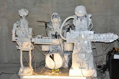 Un petit orchestre mécanique - ©EAS - ADT