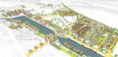 Présentation du Plan Canal au Mipim