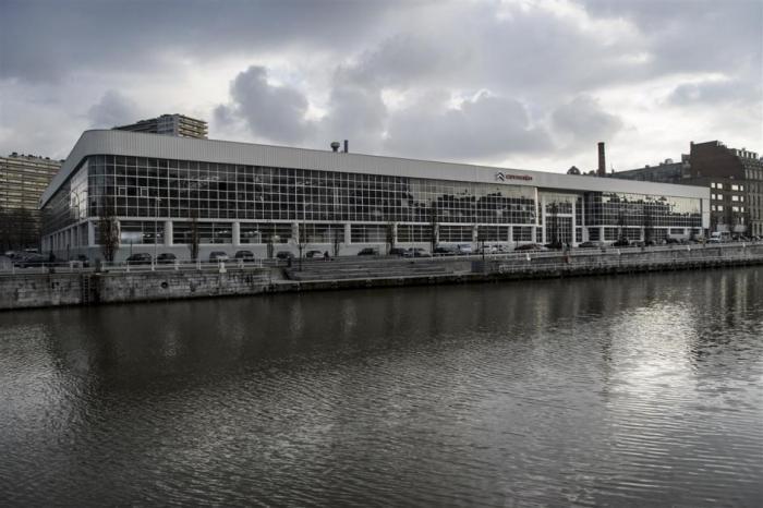 Le centre pompidou paris partenaire du p le culturel for Garage du canal frouzins