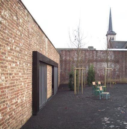 Molenbeek inaugure le jardin des quatre vents for Jardin quatre vents