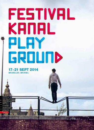 Programma vanFestival Kanal Play Ground