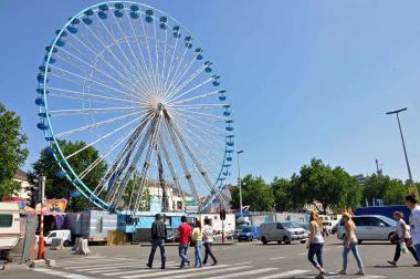 La grande roue de la Foire - ©EAS - ADT