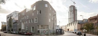 - ©Ville de Bruxelles et JAVA Architectes