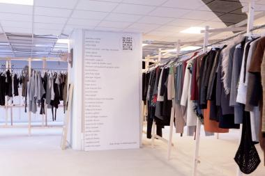 De pop-up store «Brussels boutikq». - ©MODO Brussels