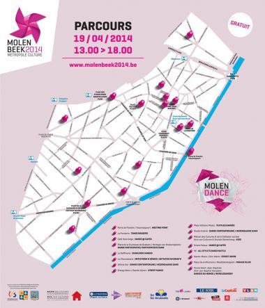 MolenDance, nieuw evenement van Molenbeek, Culturele Hoofdstad 2014