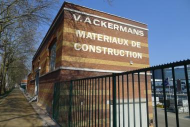Renovatie van een emblematisch gebouw van de Haven