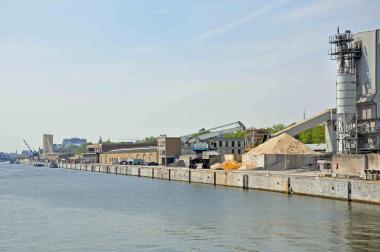 De Haven van Brussel heeft namelijk een systeem ingevoerd met concessies - ©EAS - ADT