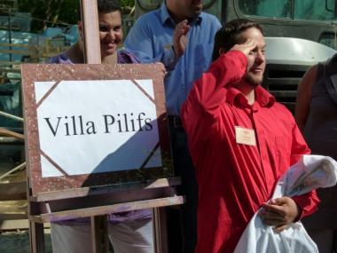 Nieuwe verblijfplaats voor personen met een geestelijke handicap